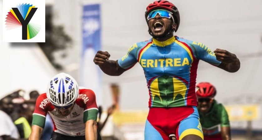Eritrea at UCI World Cycling Championships