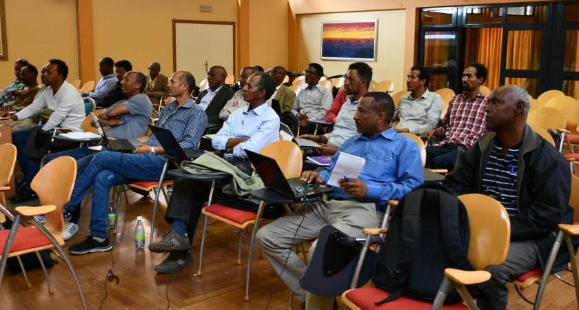 NHA participants Eritrea
