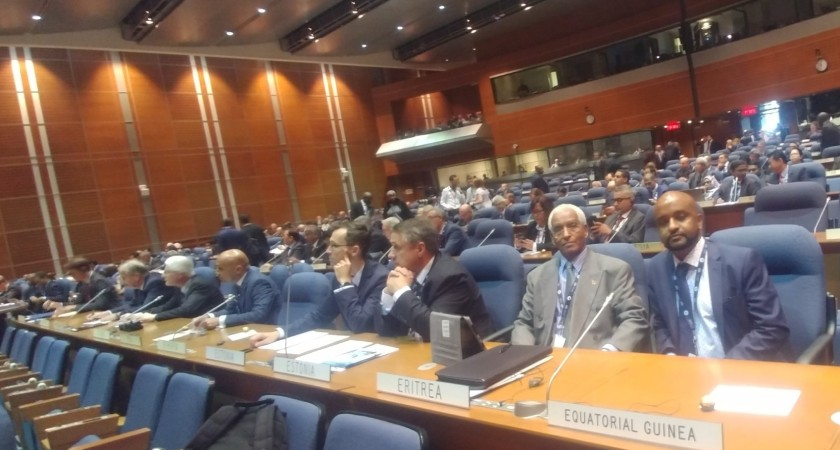 Eritrea Participates in Global Aviation Security Symposium, and the 40th Assembly of ICAO