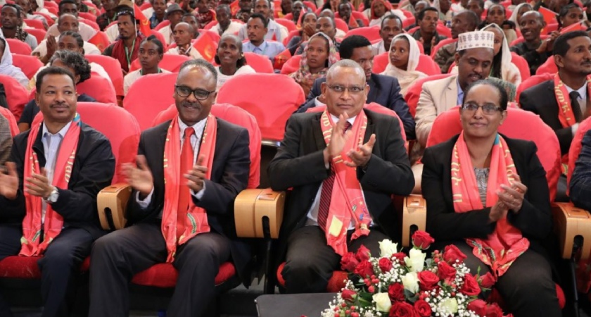 TPLF chucked out of its political seat in humiliation