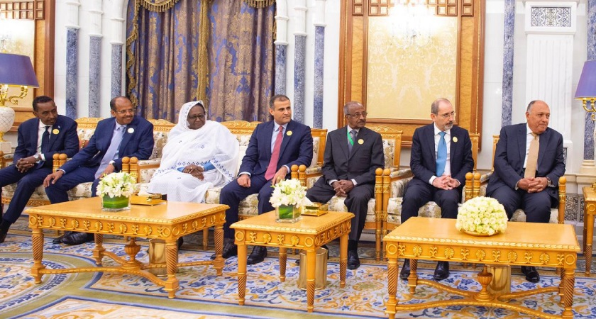"Eritrea signed a Saudi-led ""Charter for the Establishment of the Council of Arab and African Littoral States of the Red Sea and the Gulf of Aden."""