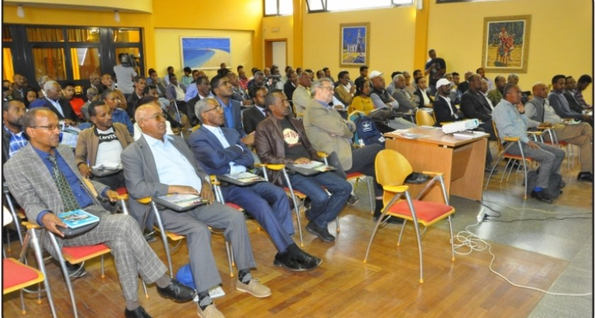 Eritrea: Working on Industrial Safety