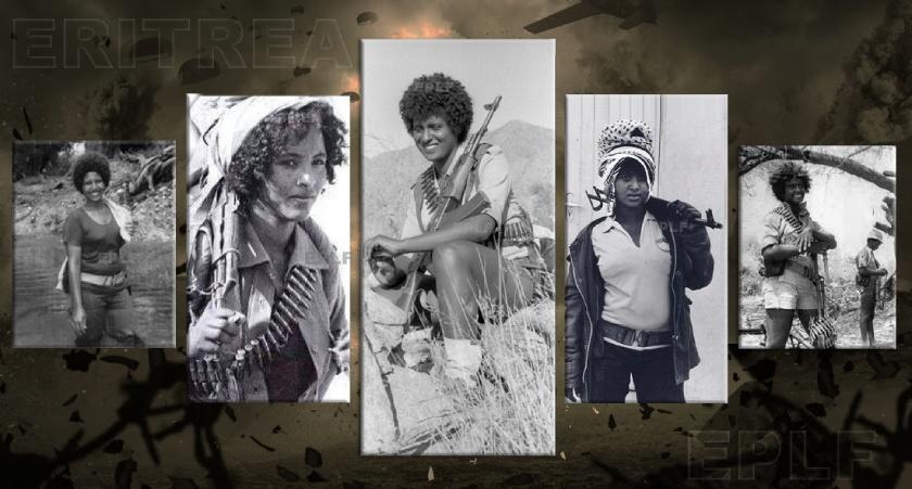 Razia Aziz' Message of Solidarity to the Eritrean People