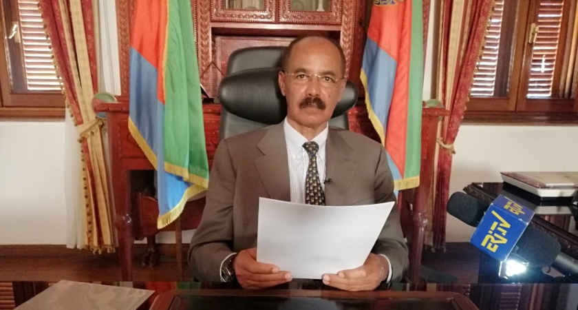 President Isaias' Keynote Speech on the 29th Independence Anniversary of Eritrea