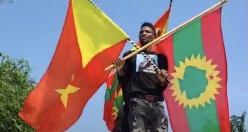 Some Oromo nationalists have openly embraced the TPLF, a criminal group that has a long history of oppressing Oromo rights and freedoms.