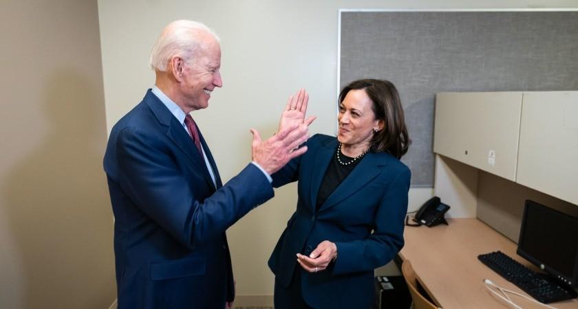 Joe Biden named California Sen. Kamala Harris as his running mate making her the 3rd ever woman nominated for Vice President