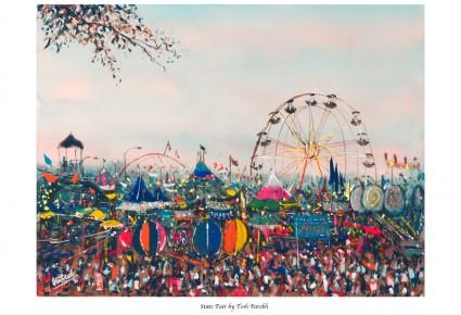 State Fair Fine Art Print