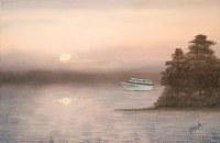 "Sunset, Hilton Head- II (13""x20"")"