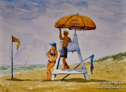 myrtle-beach-sc-plein-air-beach-painting-watercolor-9-tesh-parekh
