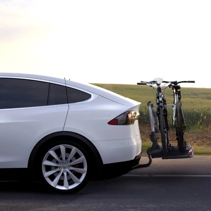 model x 3 bicycle carrier