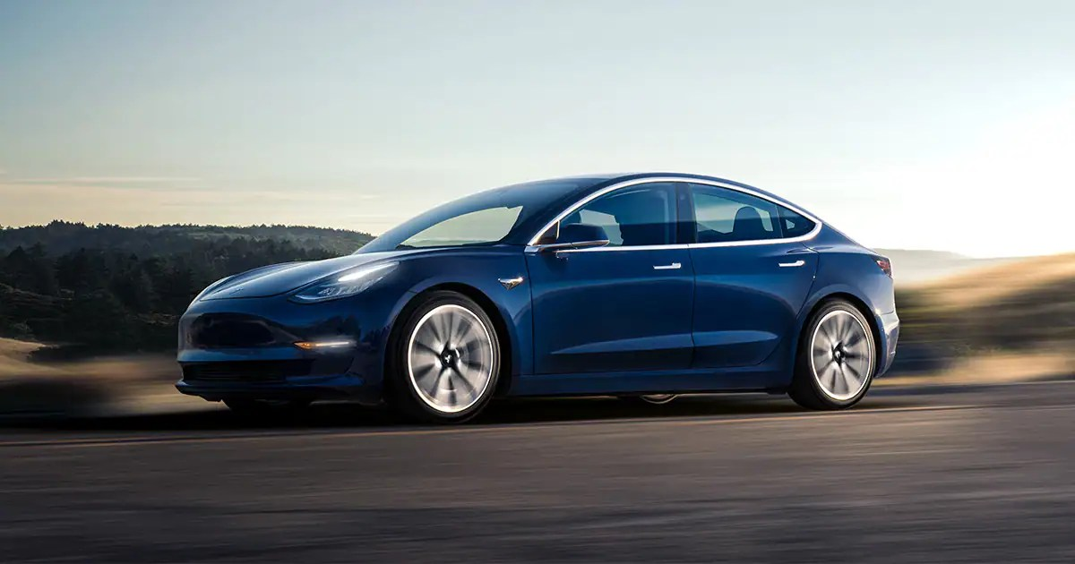 Top 10 Coolest Inventions 2017: Tesla Model 3