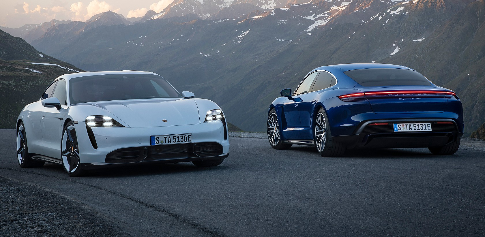 Porsche Taycan Turbo Vs Turbo S Price Performance And