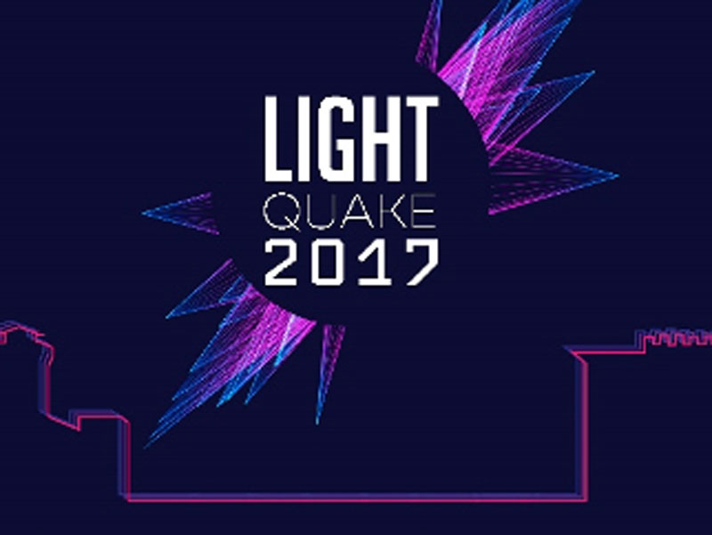 Il progetto artistico Lightquake