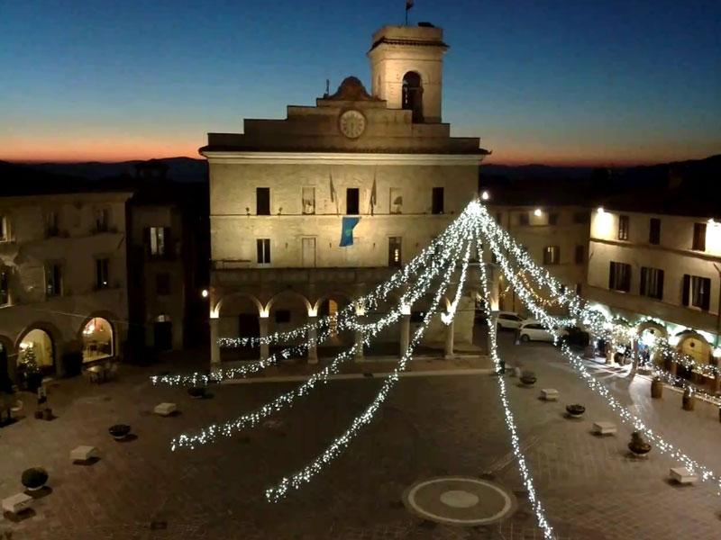 Capodanno a Montefalco tra arte e degustazioni di Sagrantino