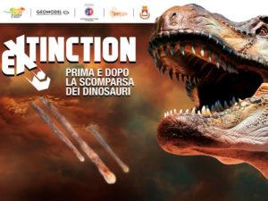 Pasqua e Pasquetta all'insegna della Preistoria alla mostra Extinction