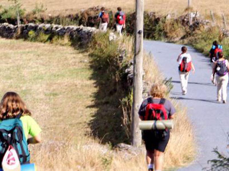 Tornano a maggio a Gualdo Tadino i pellegrini che percorreranno la via di Francesco per Gerusalemme