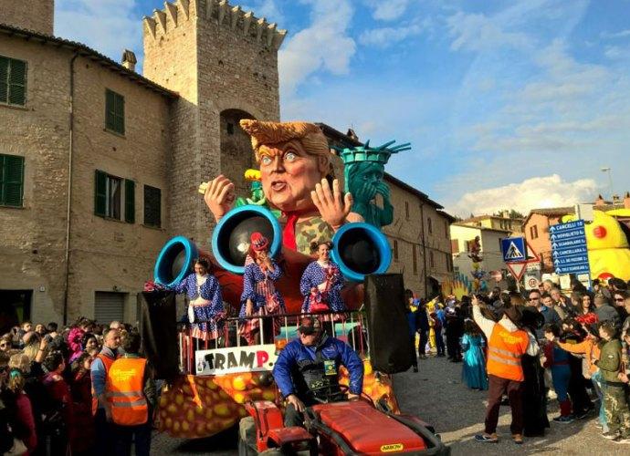 Il Carnevale di Sant'Eraclio-copertina