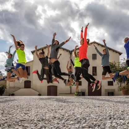 Sagrantino running - salto