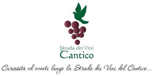 Strada dei Vini del Cantico - logo