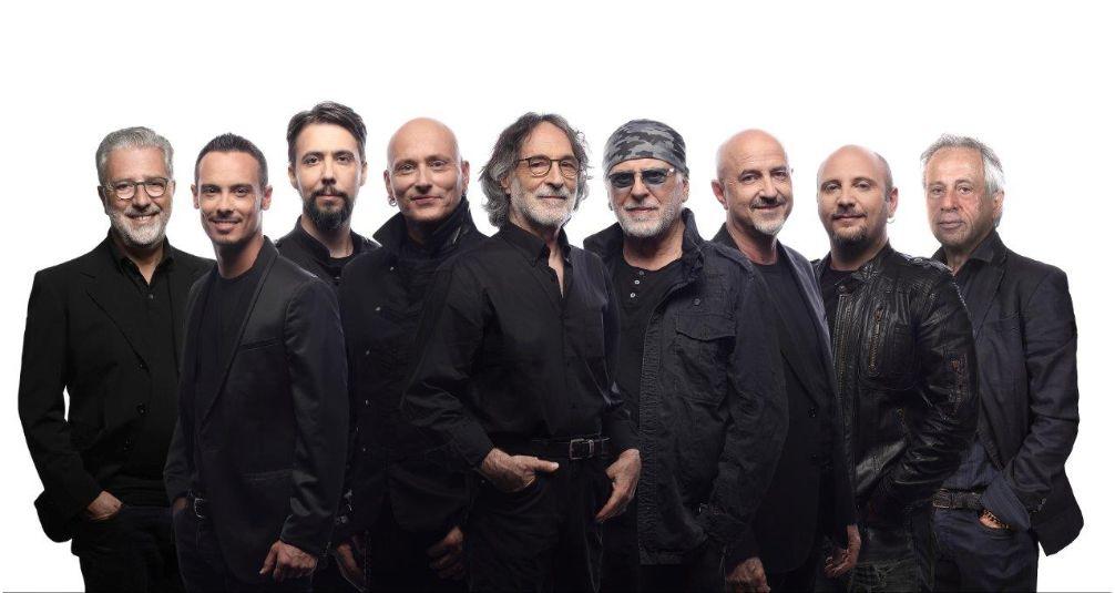 Foto musicisti PFM canta De André Anniversary - Foto di Orazio Truglio