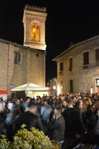 Corciano Castello di vino 2019-in