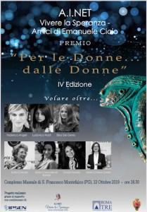 Un premio per le donne-locandina