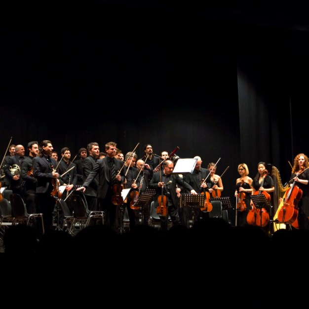Ensemble Symphony Orchestra - Giovanni Allevi Catania 5.03.2013 - ©AF