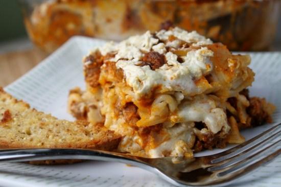 Mom's Lasagna - Gluten & Dairy Free