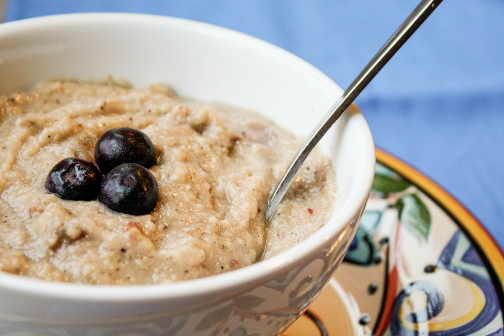 Millet Porridge - Gluten Free - Vegan