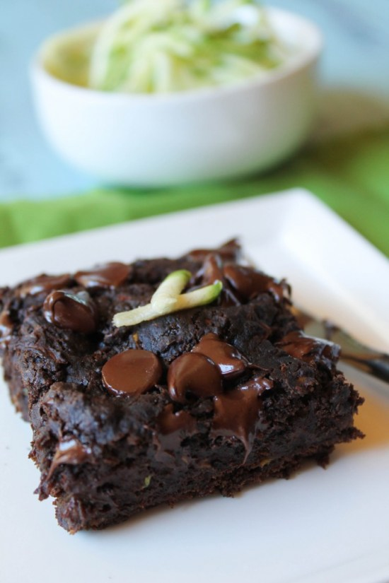 ChocolateZucchiniCake - Gluten Free & Vegan-3339