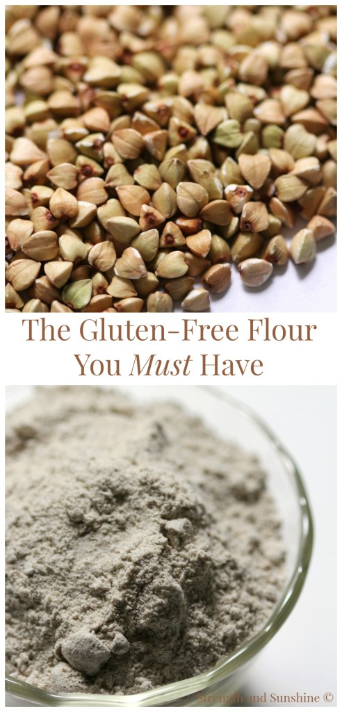 Buckwheat-The GF Flour You Must Have!