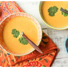 Instant Pot Paleo Thai Carrot Soup – A Whole Foods Knock-Off
