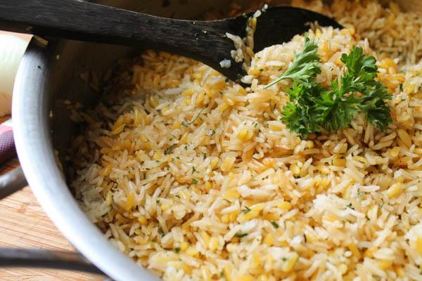 Homemade Gluten Free Rice-a-Roni-8858