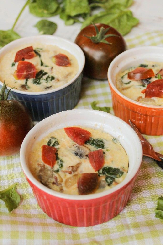 Instant Pot Quiche #whole30 #paleo #instantpotbreakfast #ketobreakfast