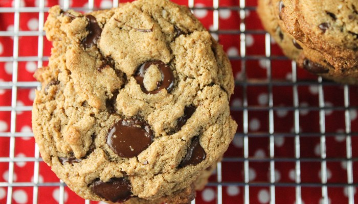 The Best Paleo Chocolate Chip Cookie – Chewy