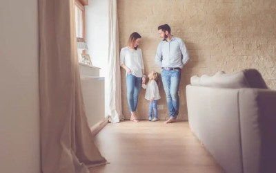 Familienfotografie – die Reportage bei euch Zuhause