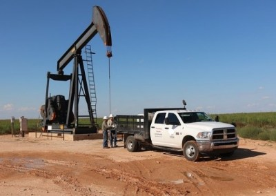 OIL WELL SERVICING ROUTE OPTIMIZATION
