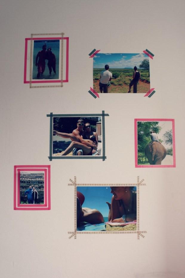tape foto's