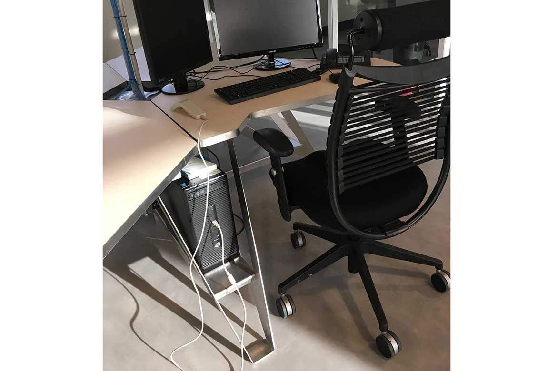Mobilier de bureau alexandre & associés 5070 design