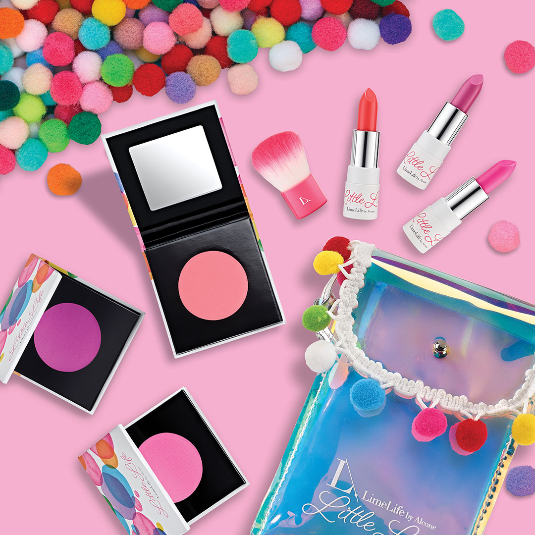 coffret maquillage girly
