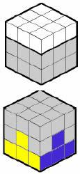 Voltear cubo rubik