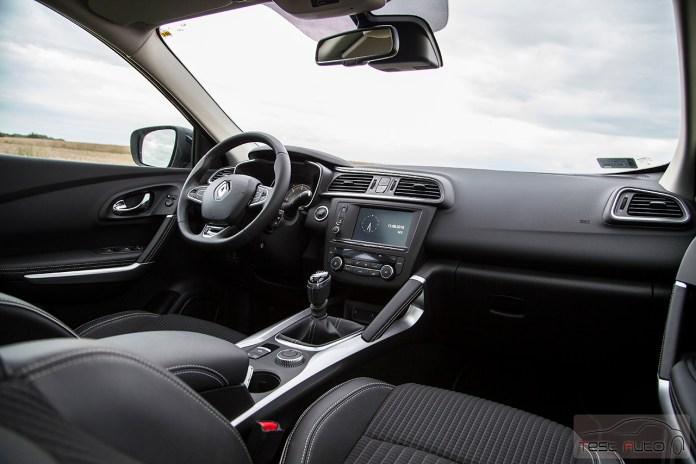 Renault Kadjar Bose 4x4 fot. Piotr Majka