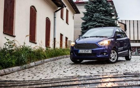 Ford Ka+ fot. Piotr Majka