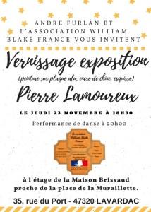 Exposition dePierre Lamoureux