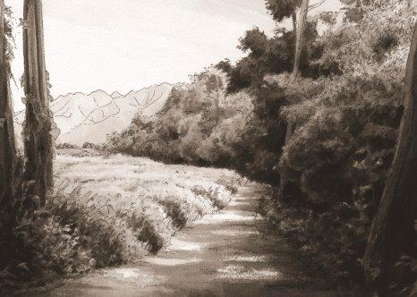Thaïlande - Road to Pambok- Pai