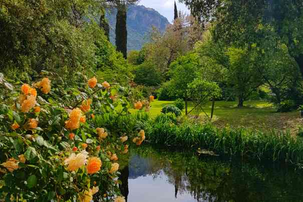 Day trips from Rome: How to visit the Gardens of Ninfa – 2018 opening times