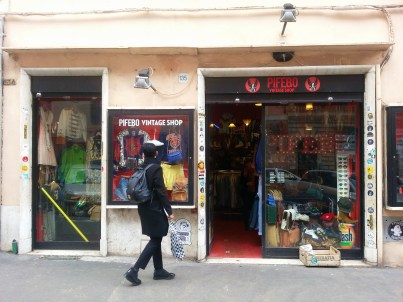 Best Rome Vintage Store Pifebo Kilo Shop