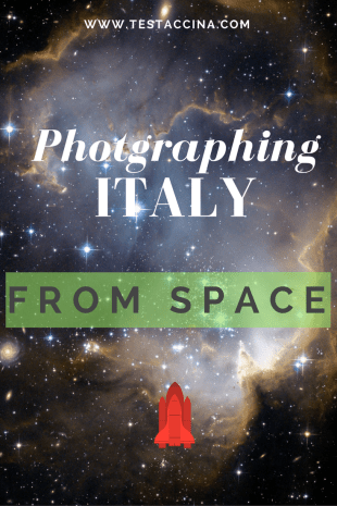 Access the secret NASA archives containing an incredible selection of thermal images with this astronomic story on photographing Italy from space.