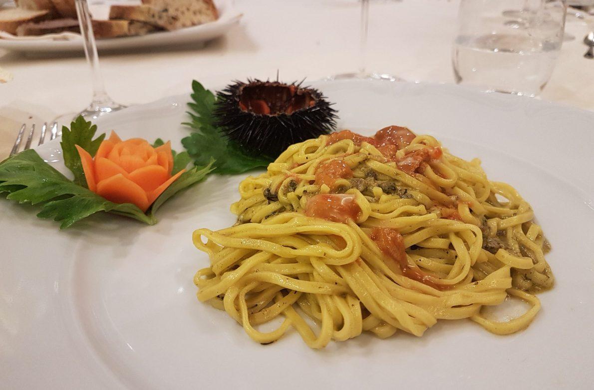 Rinaldi Al Quirinale is fish-focused dining in Rome at its best