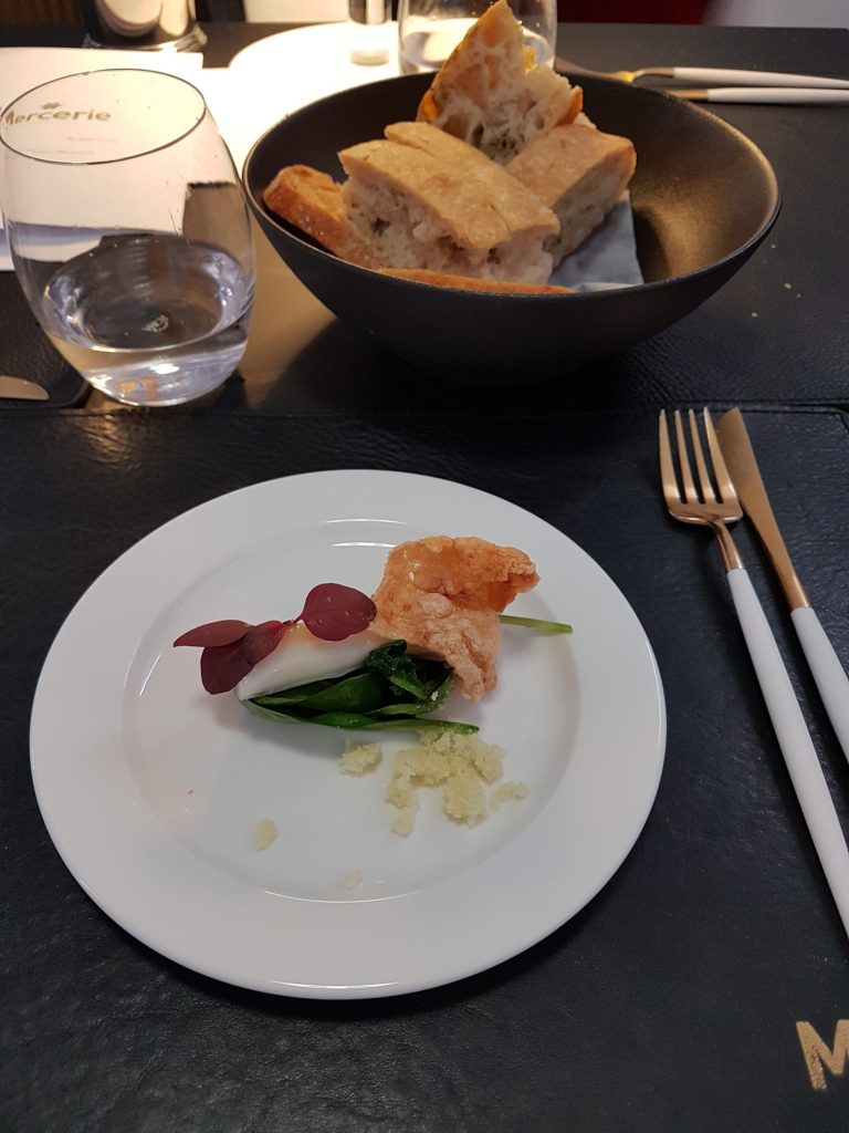 Choose Mercerie high street food for a quick, gourmet lunch in Rome's Largo Argentina, or cocktails and a seasonal menu after dark